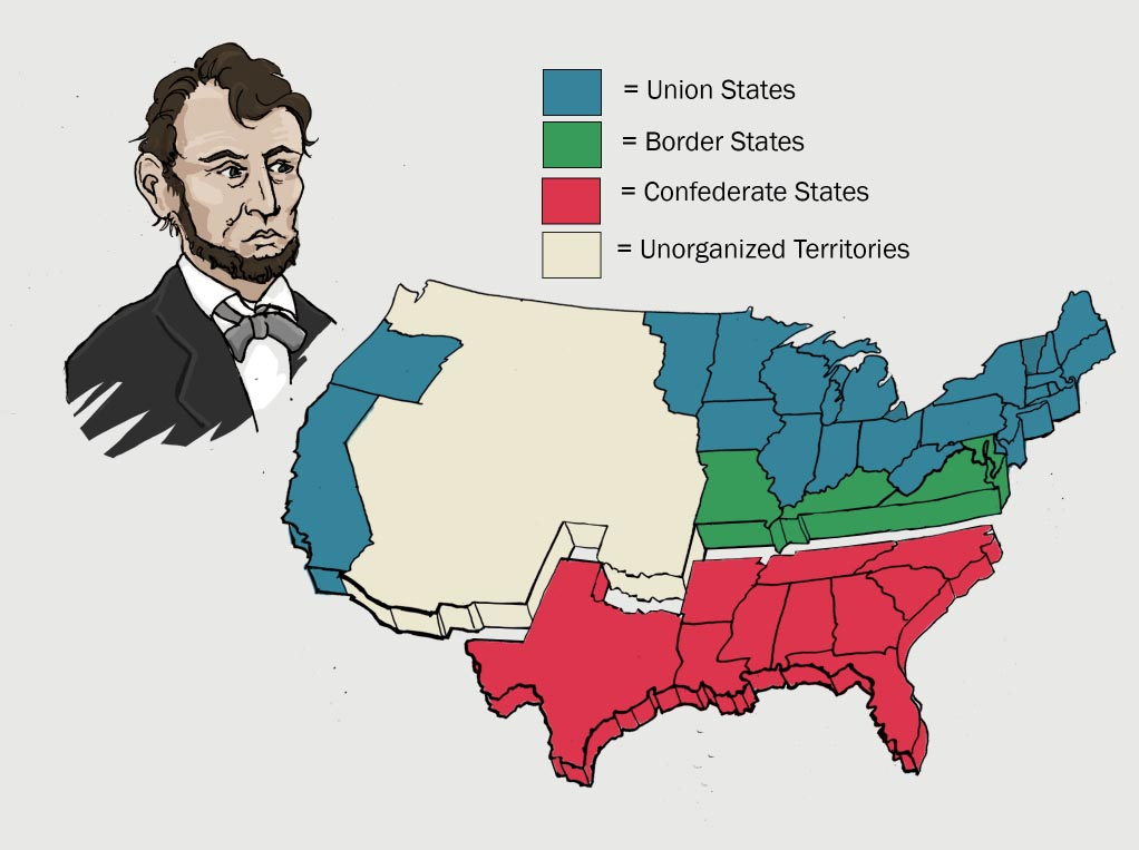 LIncolm Map